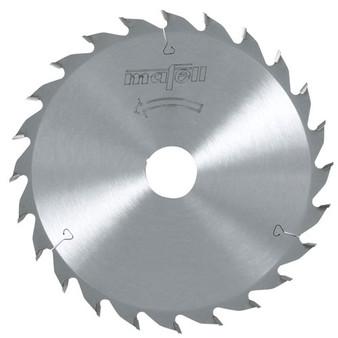 Mafell TCT Circular Saw Blade 185 x 20 x 1.4/2.4mm - 24 Teeth