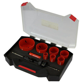 Addax Handyman Holesaw Kit