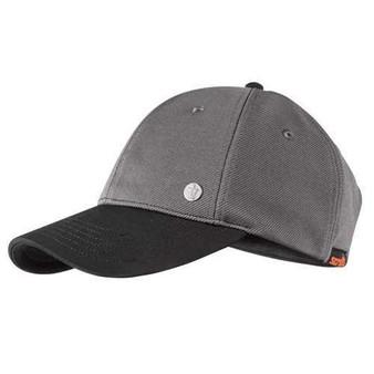 Scruffs Baseball Cap Adjustable Men's Graphite Grey Work Hat (T54540)