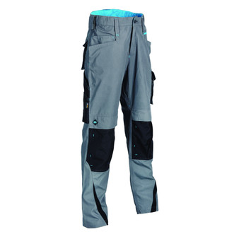 "OX Ripstop Trouser Graphite Waist 36"" Regular (OX-W551136)"