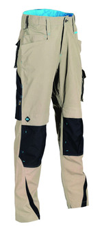 "OX Ripstop Trouser Beige Waist 38"" Regular (OX-W550938)"