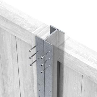 Fencemate Dura Post Classic 3.0m - Galvanised (8063051)