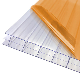 Axiome Clear 16mm Polycarbonate 1250 x 4000mm (AS16C32)