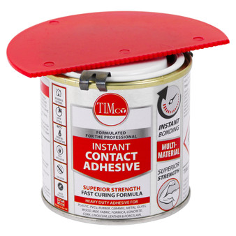 TIMco Instant Contact Adhesive Liquid 250ml (247235)