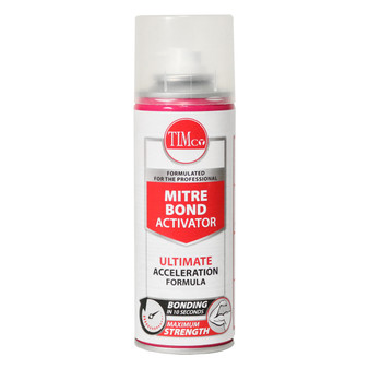 TIMco Mitre Bond Activator 200ml (247951)