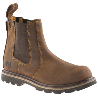 Buckler Boots B1300 Non-Safety Dealer Boot - UK 6 / EU 39 (B1300-06)