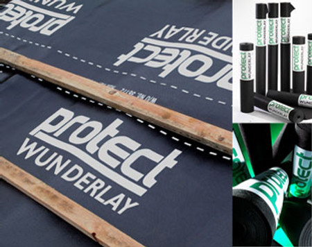 Glidevale Protect Wunderlay Non Permeable Roof Underlay 1