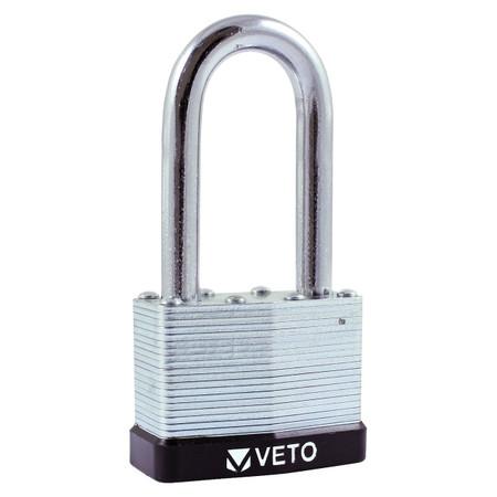 timco veto laminated padlock long shackle 40mm tco uk