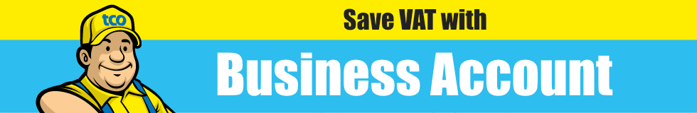 Save VAT with Business Account