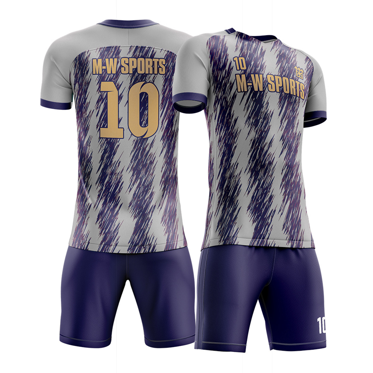 Wholesale high Quality Low Price Custom Sublimated Soccer Jerseys sets for men&youth