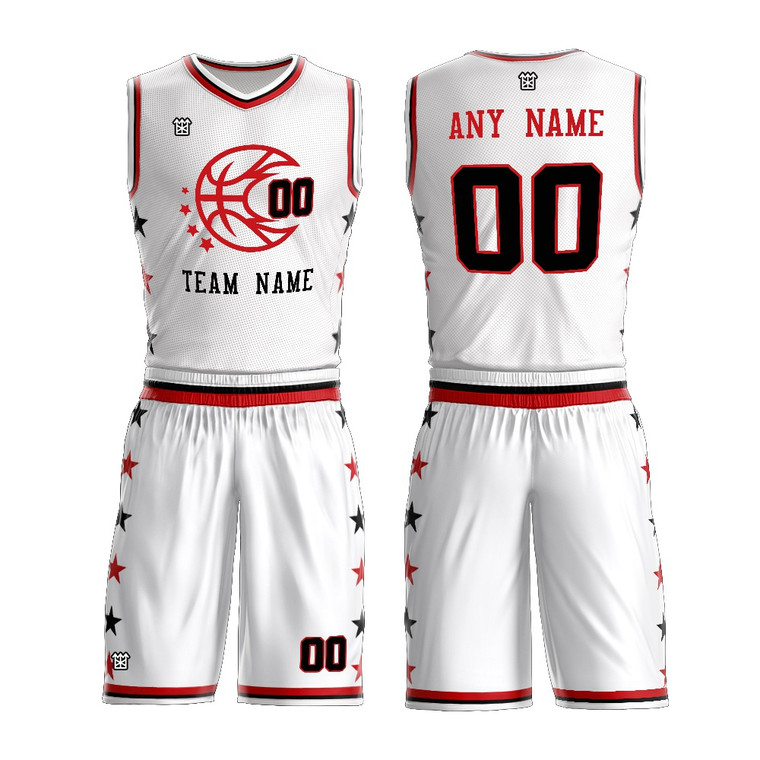 Custom Design  team Basketball Jersey High Quality team Jersey &shorts ADD with team name ,number,logo