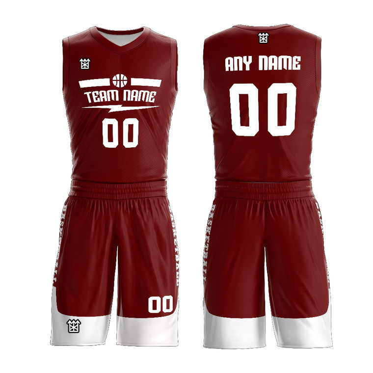 Fast Delivery Custom Design Your Own Dry Fit Jersey Basketball With Various Colors