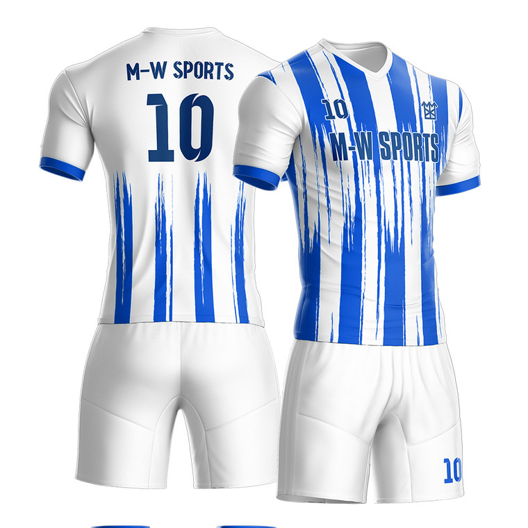 Custom soccer team jerseys print Your Number , logo And Name