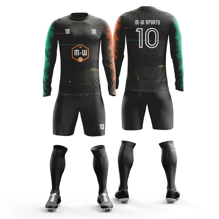 custom factory outlet store customized Jersey Manufacturers custom Jersey Quick Dry Fit Shirt Soccer Team Uniforms Good Quality Football Kit free design