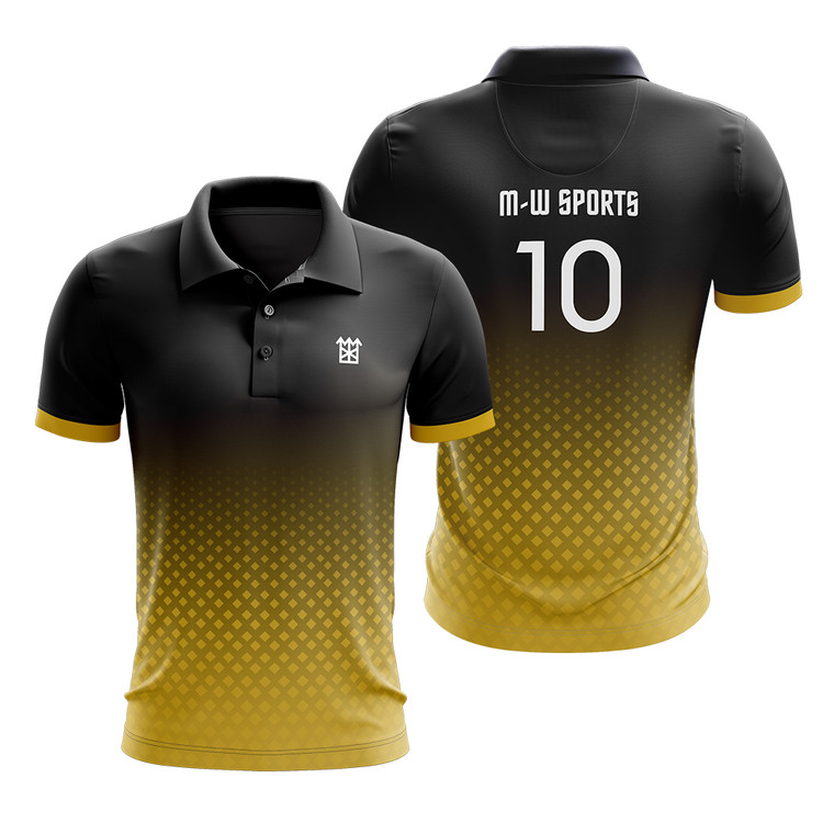 M-W Sports Custom Training Wear With Sublimated Special Pattern Wholesale Team Uniform
