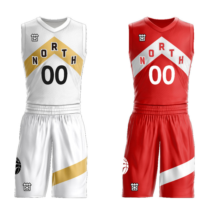 Cheap Custom Reversible Basketball Team Uniforms free add your logo, name ,number