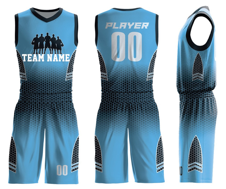 Cheap Custom basketball team jerseys & shorts V Neck Your Own Dry Fit add with your logo , name ,number