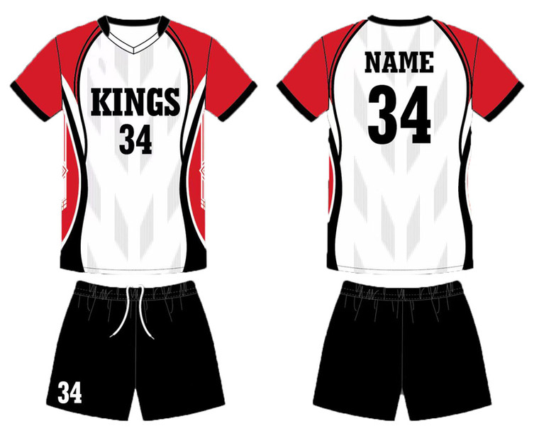 wholesale Custom volleyball team uniforms for men women jerseys design add with your team logo, player name and number.