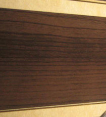 Woodgrain - Black Walnut  - DIY Low-Tack  Film