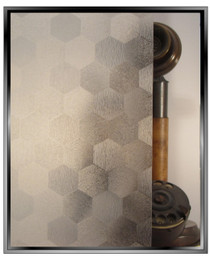 Honeycomb - DIY Decorative Privacy Window Film