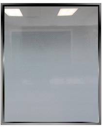 "wf Dot Gradient 48"" - Wide Format - DIY Decorative Privacy Window Film"
