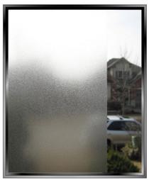 Low Tack Silky Matte DIY Decorative Privacy Window Film