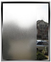 "Apex Silky Matte Low Tack - Decorative Privacy Window Film 60"" Width - Wholesale"