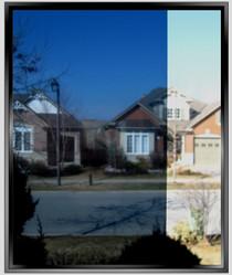 Onyx exterior solar control window film vlt 15