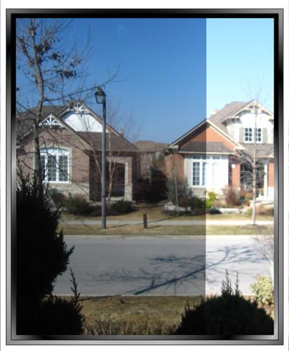 Apex Silver 35 - DIY Reflective Solar Film