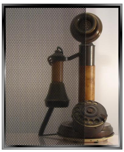 Perforated - DIY Decorative Privacy Window Film