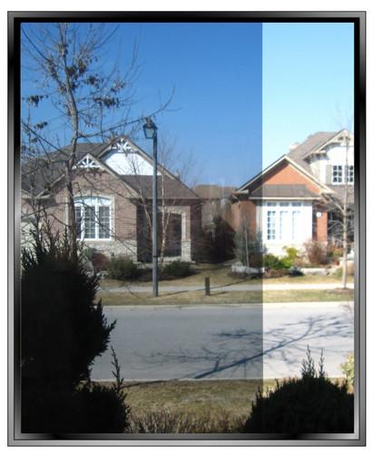IRS - Apex NR40 - Non-Reflective Infrared Blocking Window Film