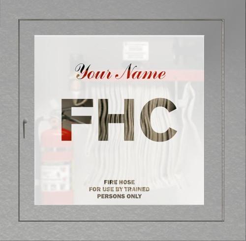FHC cutout, Logo cutout, Message cutout