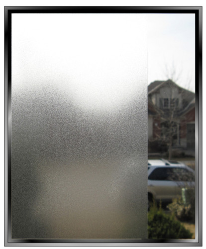 Apex Silky Matte DIY Decorative Privacy Window Film