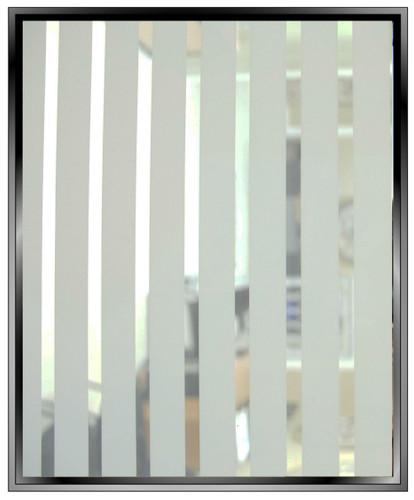 "Venetian Blinds (48"") Width DIY Decorative Privacy Window Film"