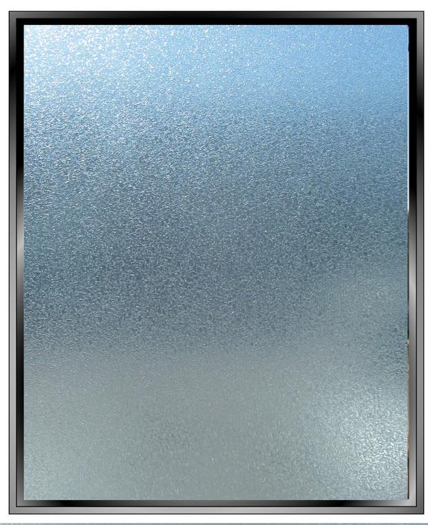 crackle matte decorative privacy window film