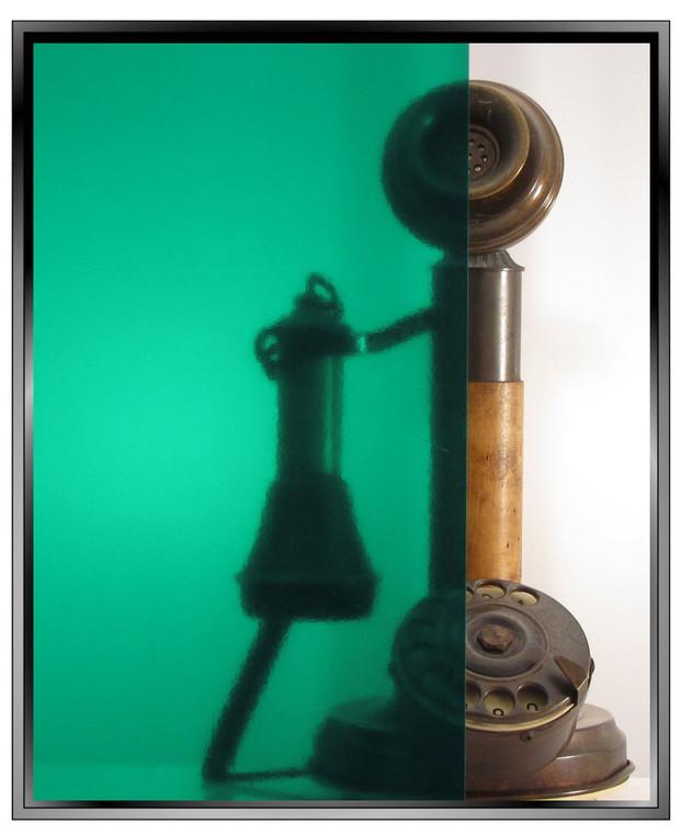 Transparent Medium Green - DIY Decorative Window Film