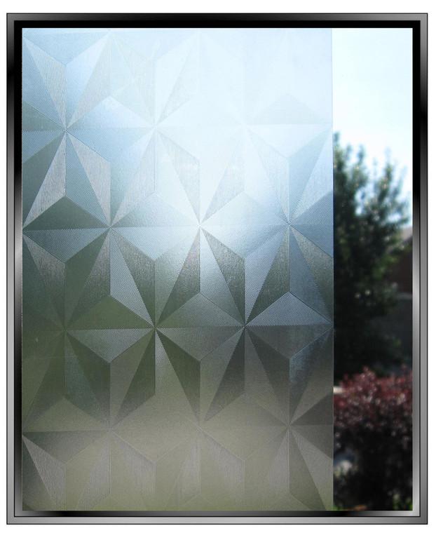 Folding Stars - DIY Decorative Light Duty Window Film