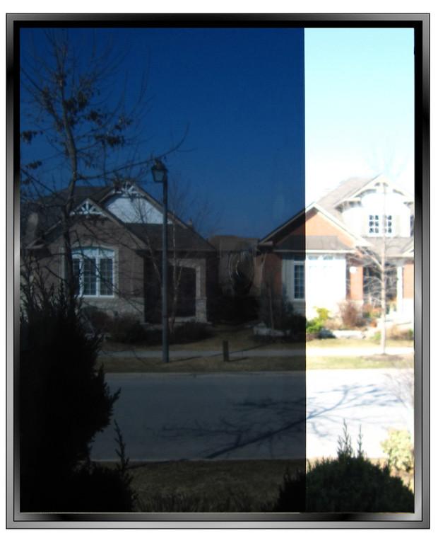 VLT 5 solar control window film