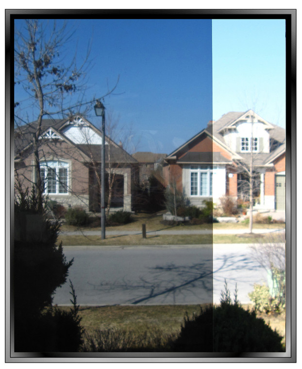Apex Supreme Bronze 20 - DIY Solar Window Film
