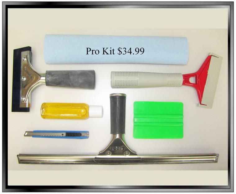 Pro Window Film Installation Kit