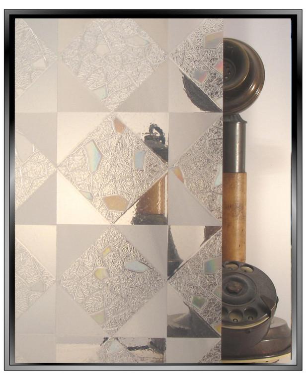 Flagstone - DIY Decorative Privacy Window Film