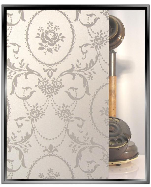 Lace Privacy - DIY Decorative Privacy Window Film