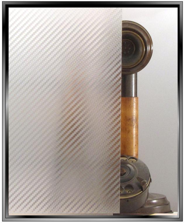 Carbon Fiber Decorative Multi-Surface Film - Translucent