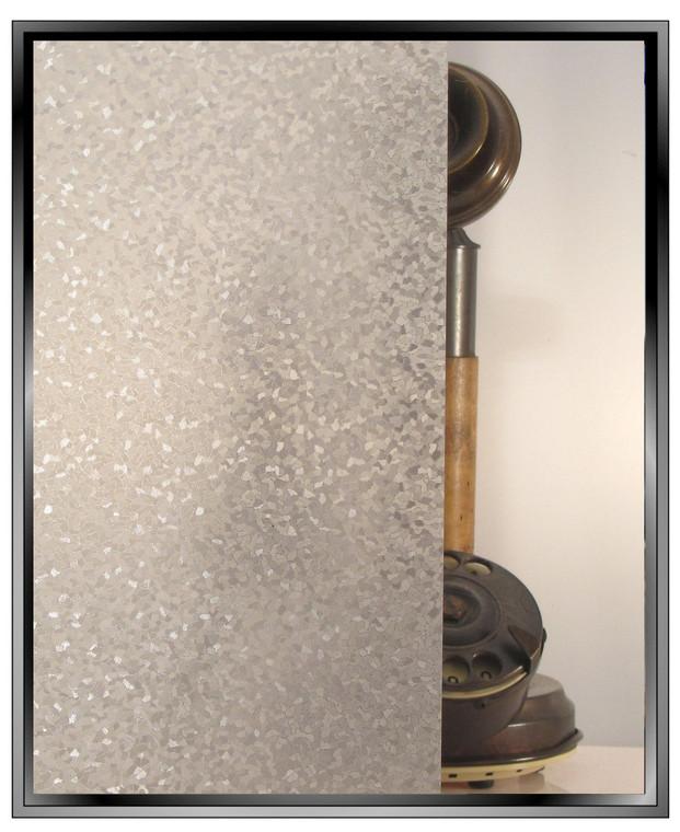 Tiny Shards - Static Cling Window Film - Standard Pre-Cut Sizes