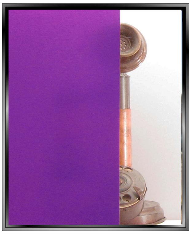 TC - Purple - Vinyl Graphic Cutting Film
