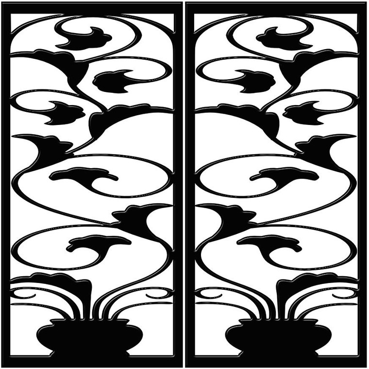 DD9 Faux Iron (set of two - enter size for one window)