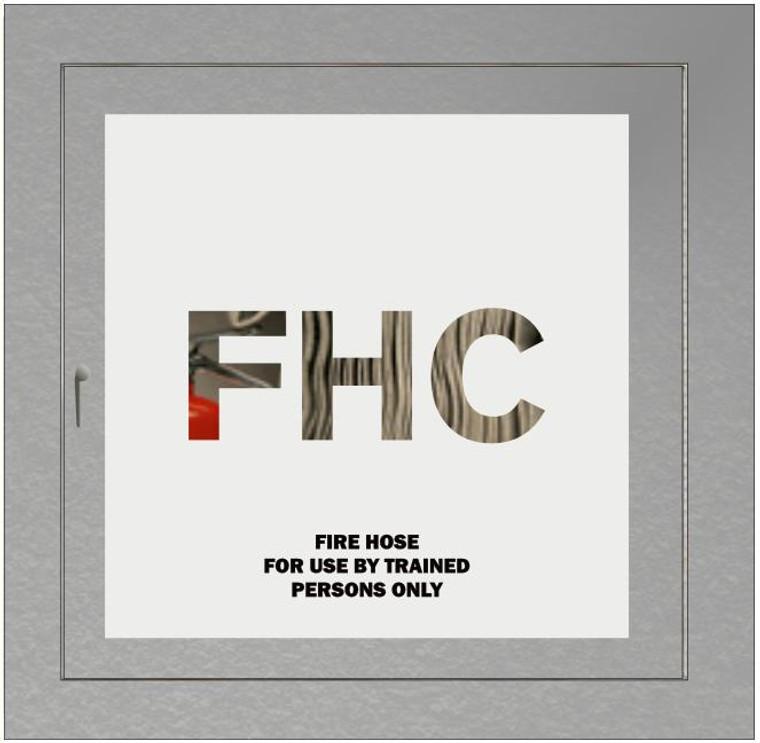 FHC basic plus printed message