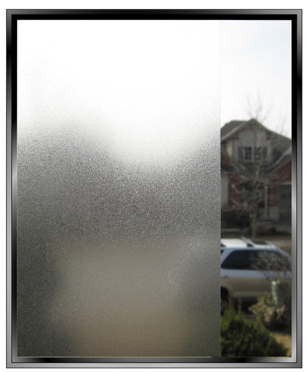 "Apex Silky Matte - Decorative Privacy Window Film 48"" Width - Wholesale"