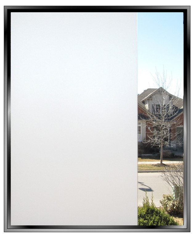 Clearance Sandblast privacy window film rolls