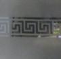 Greek Keys - DIY Wide-Format Static-Cling Film